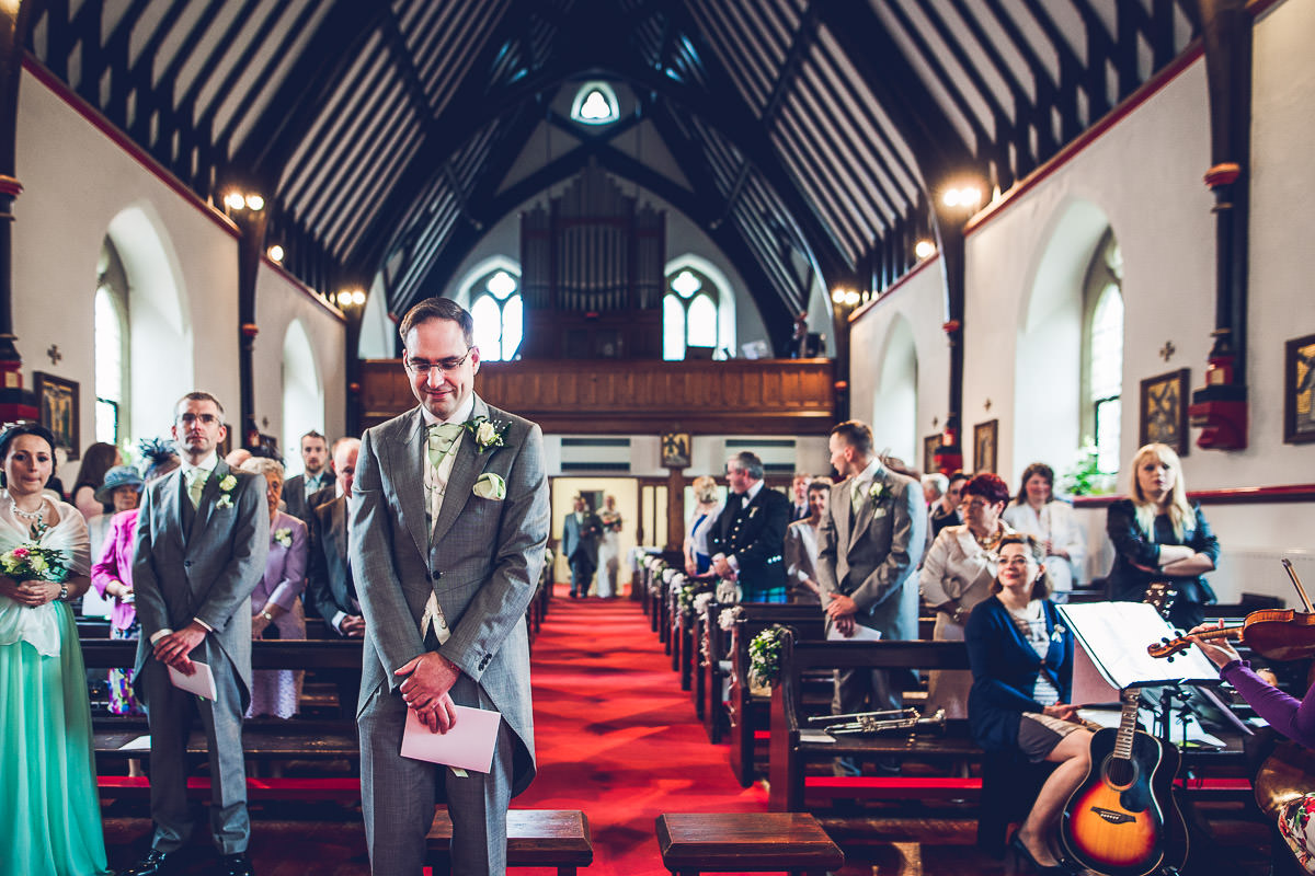 020 - Dumbleton Hall Wedding Photographer - Kate and Dave