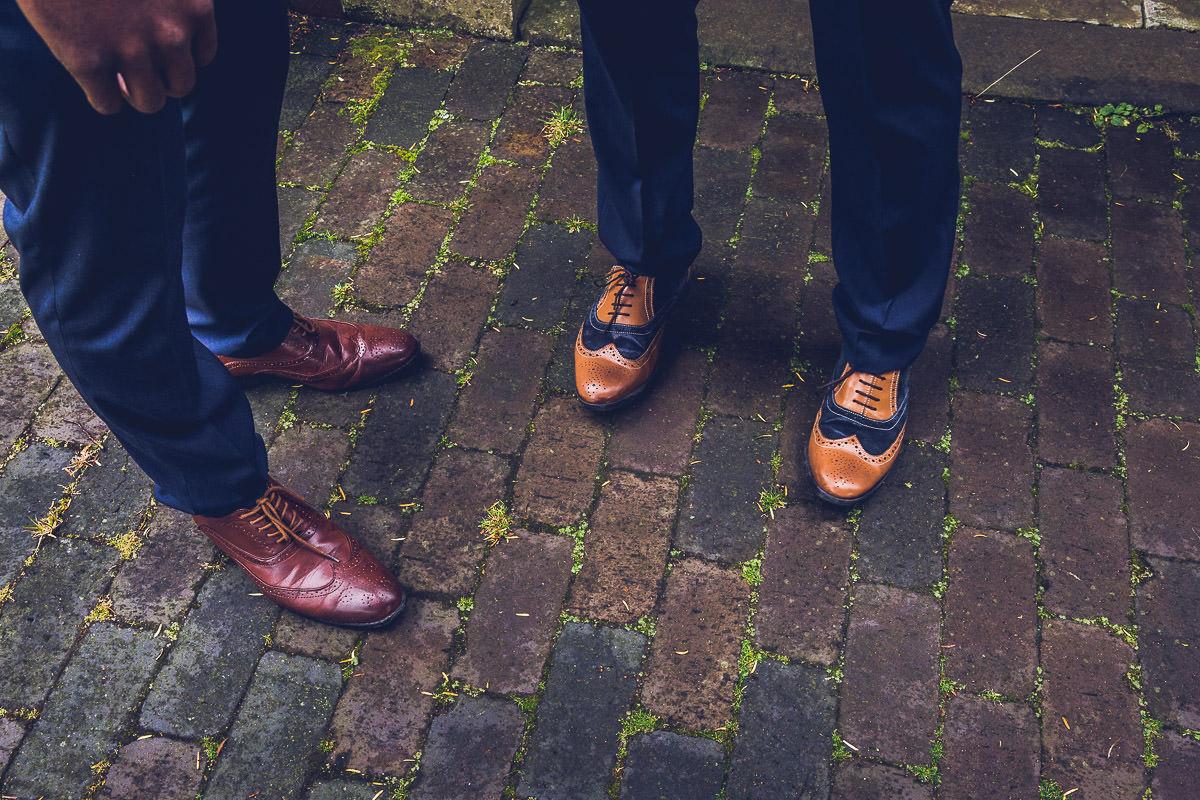 022 - Highbury Hall Wedding Photographer - Tiwo and Daniel