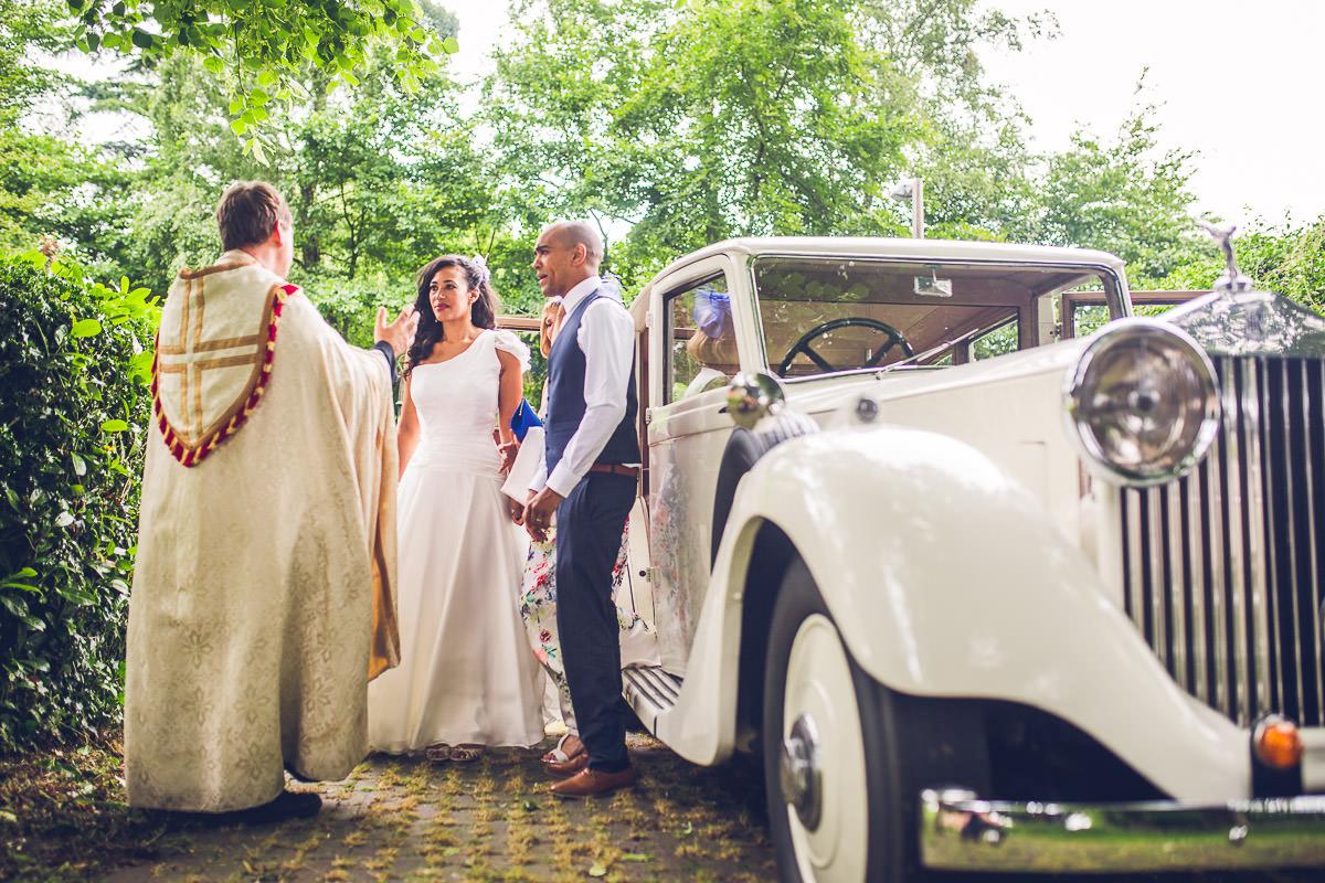 024 - Highbury Hall Wedding Photographer - Tiwo and Daniel