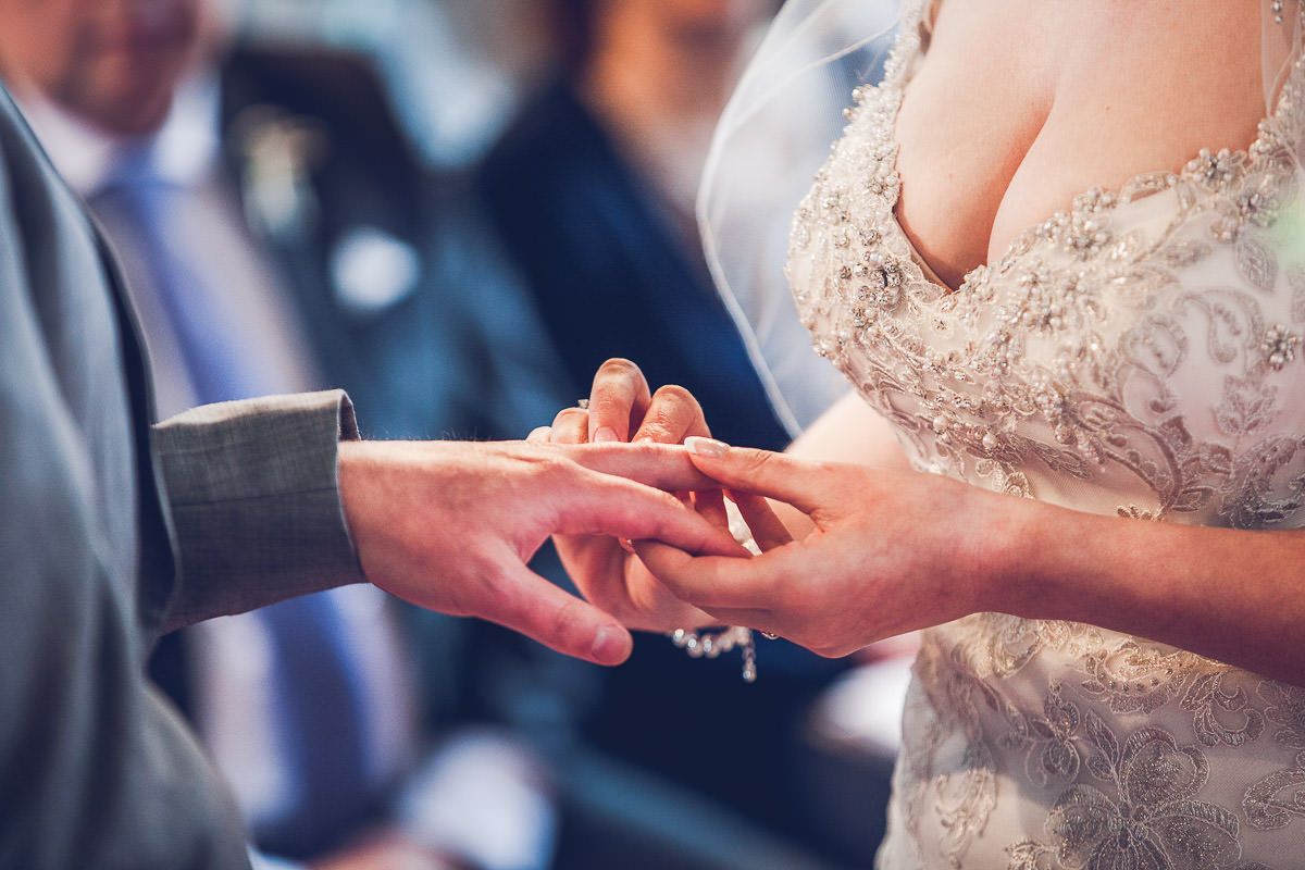 027 - Dumbleton Hall Wedding Photographer - Kate and Dave