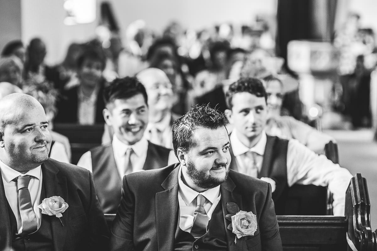 028 - Highbury Hall Wedding Photographer - Tiwo and Daniel