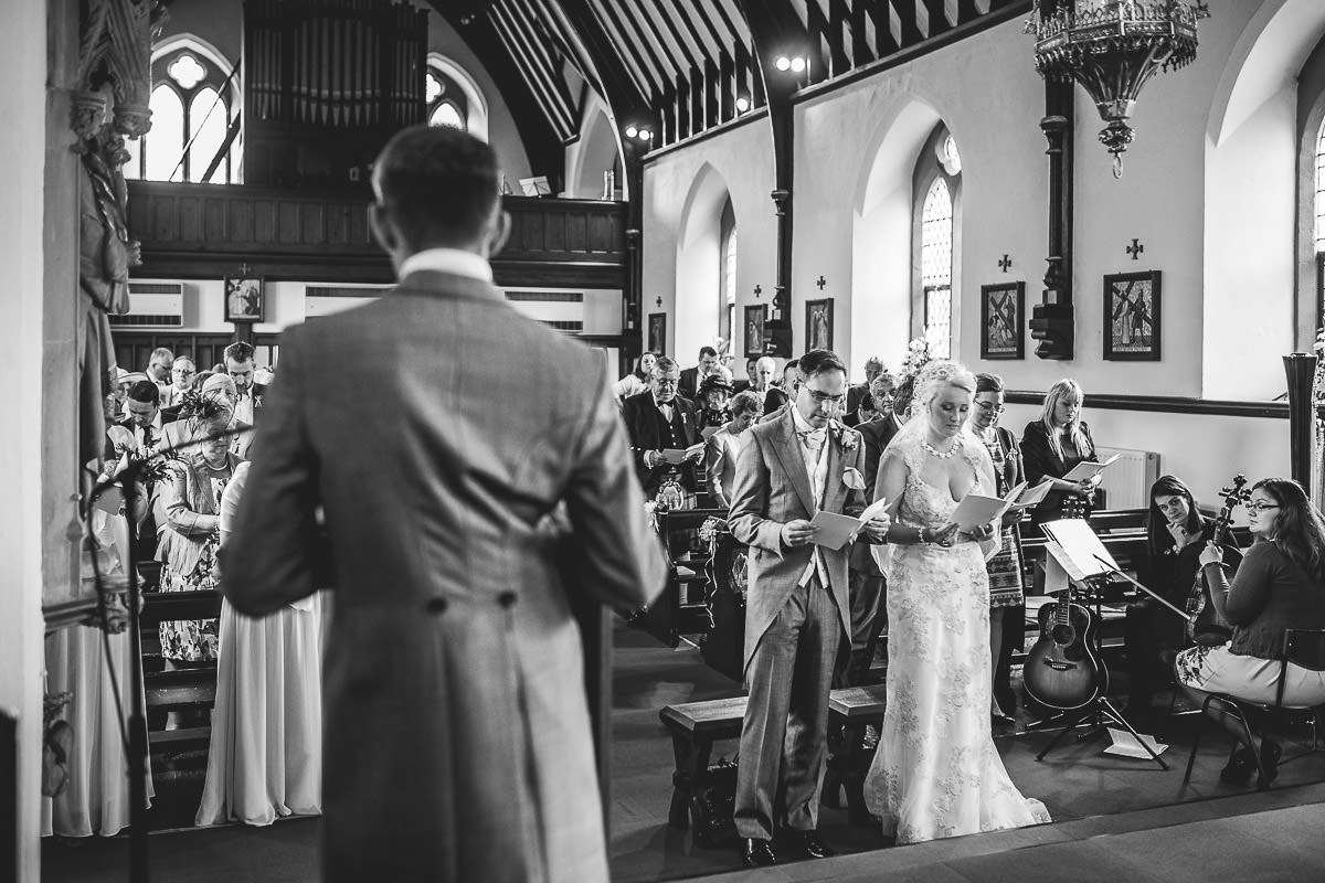 029 - Dumbleton Hall Wedding Photographer - Kate and Dave