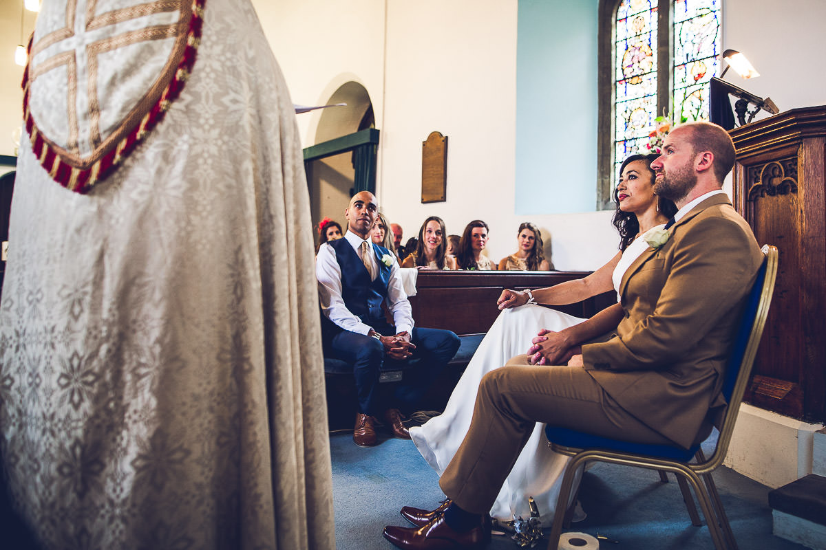031 - Highbury Hall Wedding Photographer - Tiwo and Daniel