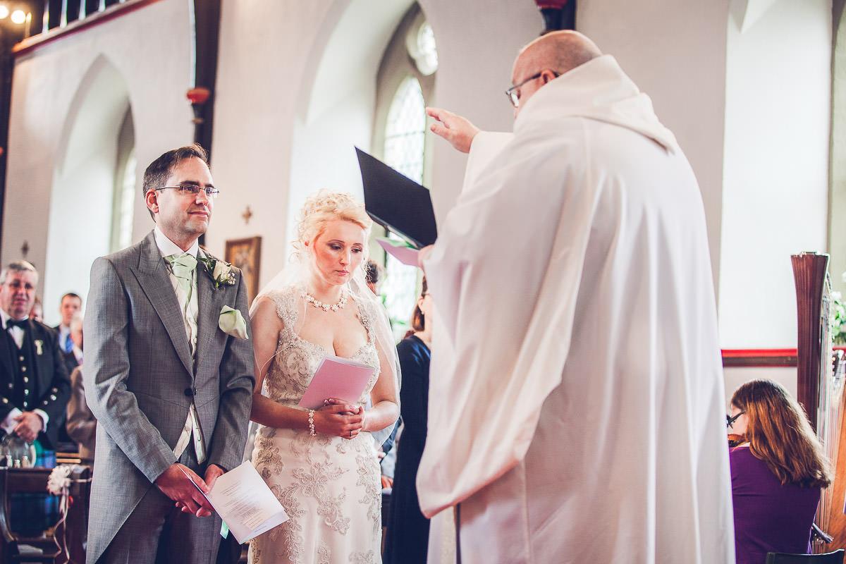 032 - Dumbleton Hall Wedding Photographer - Kate and Dave