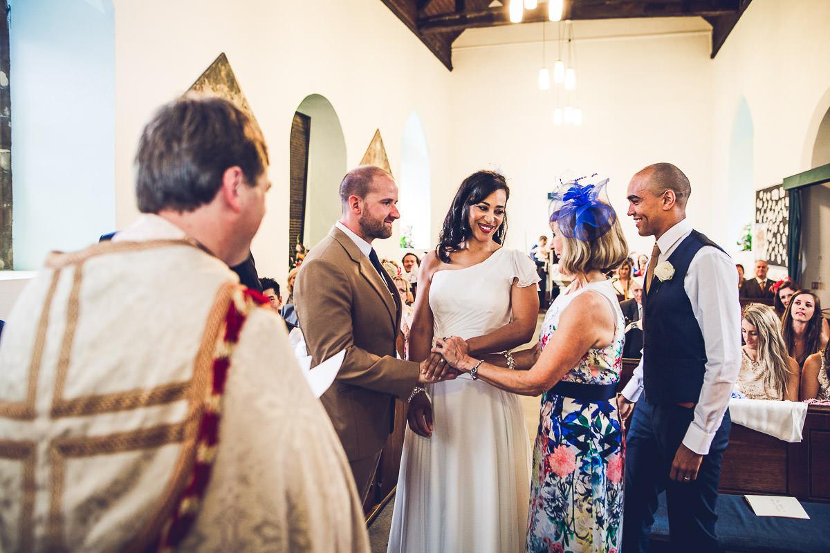 032 - Highbury Hall Wedding Photographer - Tiwo and Daniel