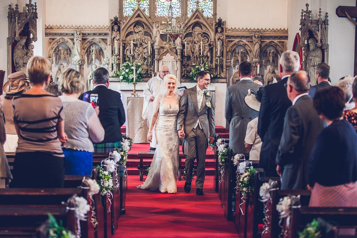 034 - Dumbleton Hall Wedding Photographer - Kate and Dave