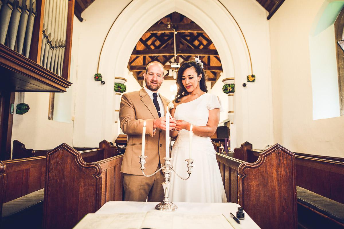035 - Highbury Hall Wedding Photographer - Tiwo and Daniel