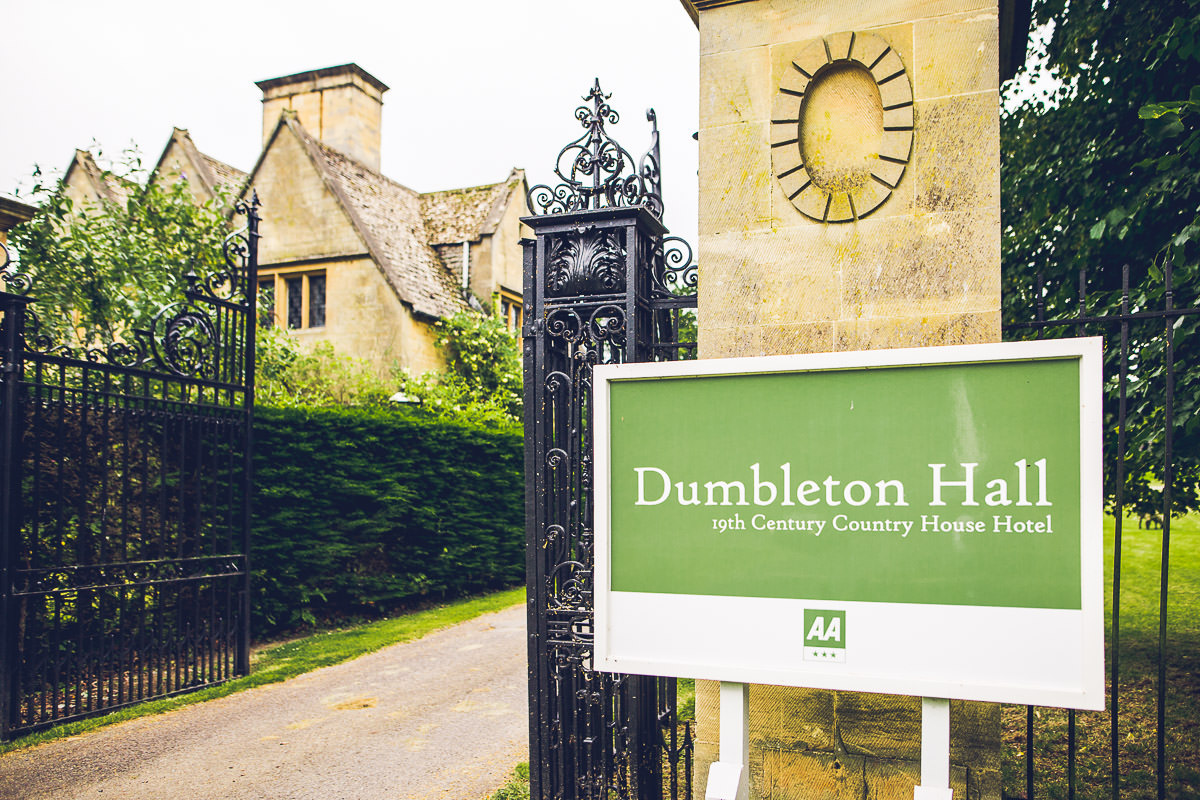 036 - Dumbleton Hall Wedding Photographer - Kate and Dave