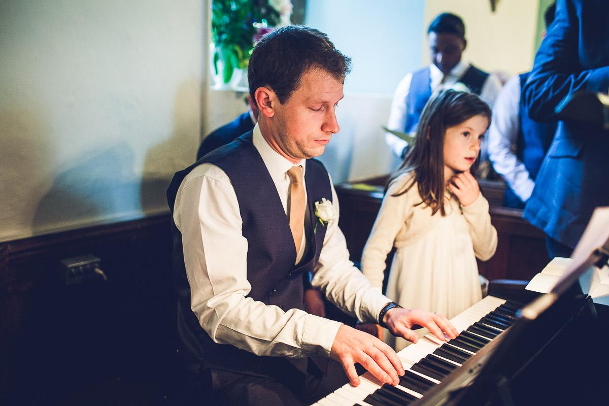 038 - Highbury Hall Wedding Photographer - Tiwo and Daniel