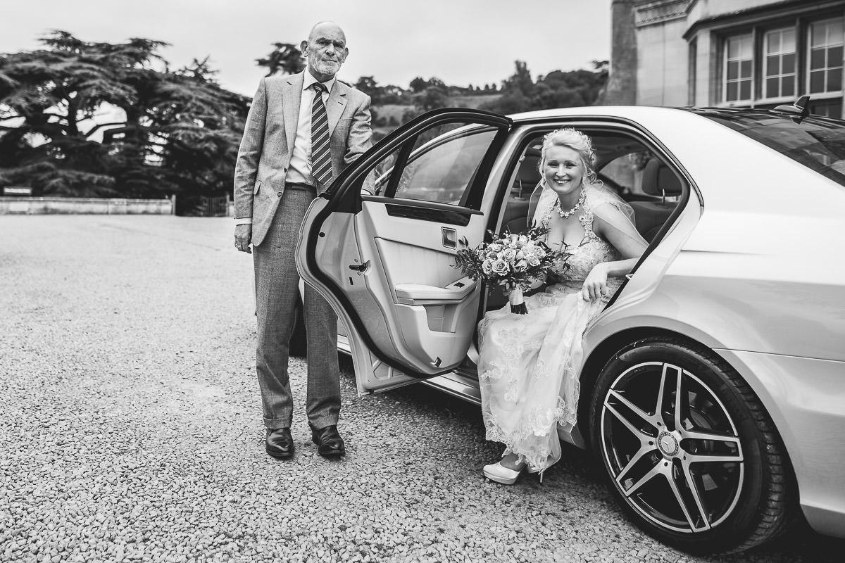 040 - Dumbleton Hall Wedding Photographer - Kate and Dave