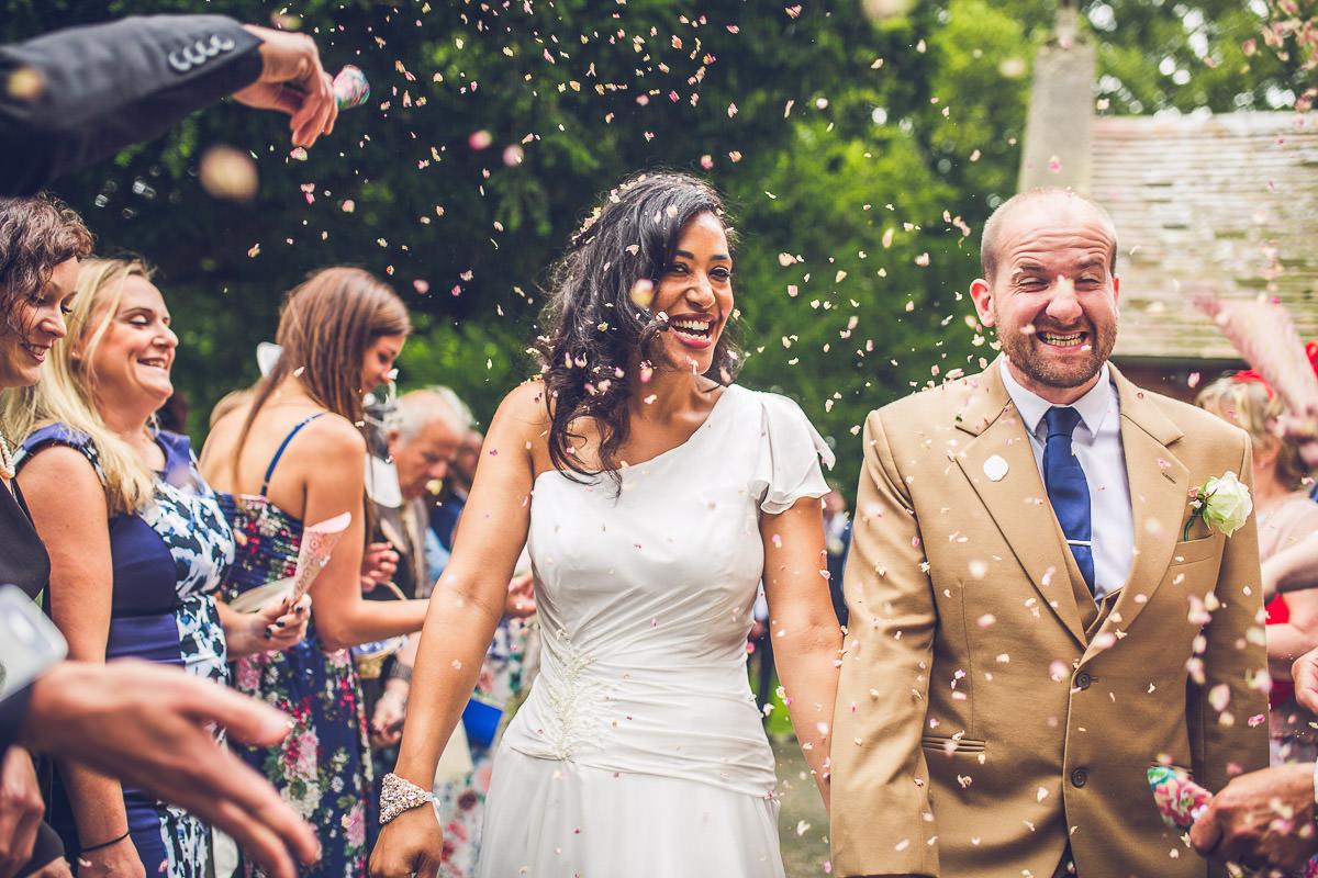 041 - Highbury Hall Wedding Photographer - Tiwo and Daniel