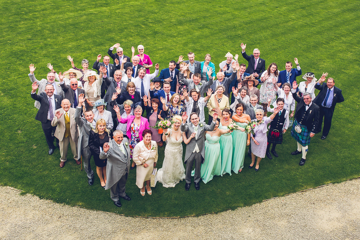 043 - Dumbleton Hall Wedding Photographer - Kate and Dave