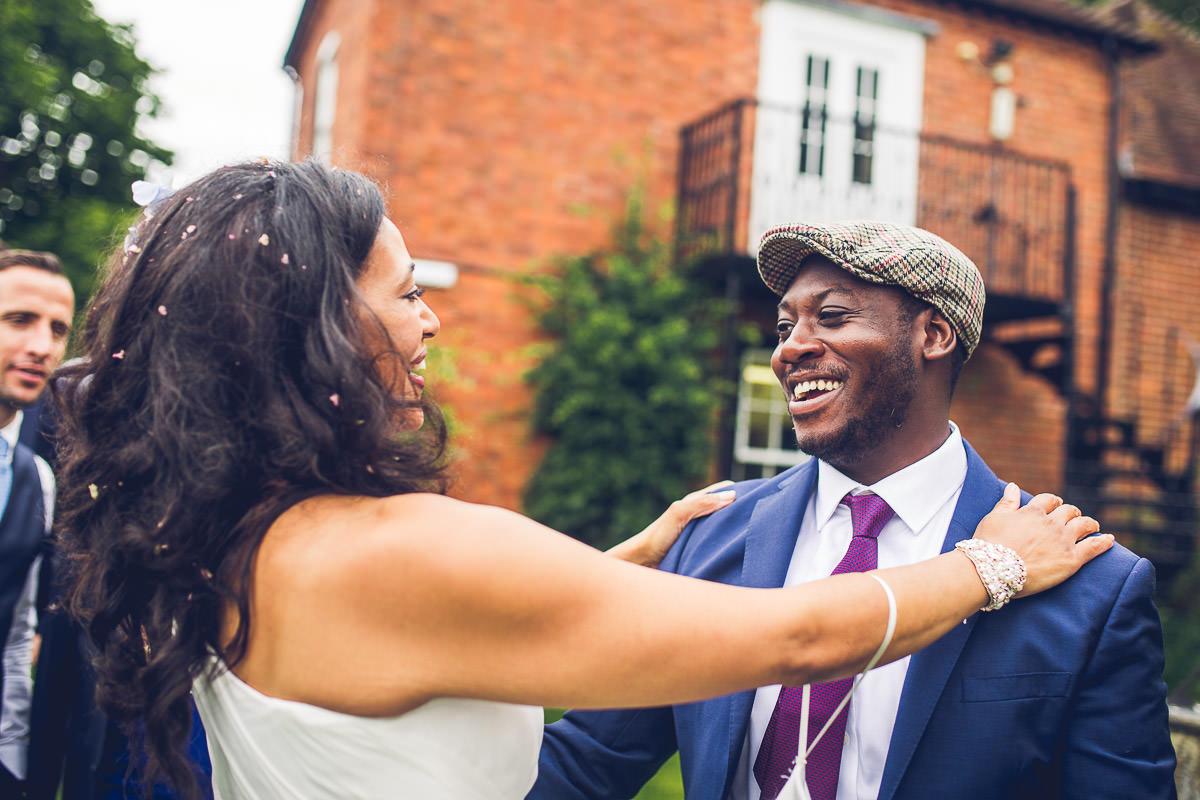 043 - Highbury Hall Wedding Photographer - Tiwo and Daniel