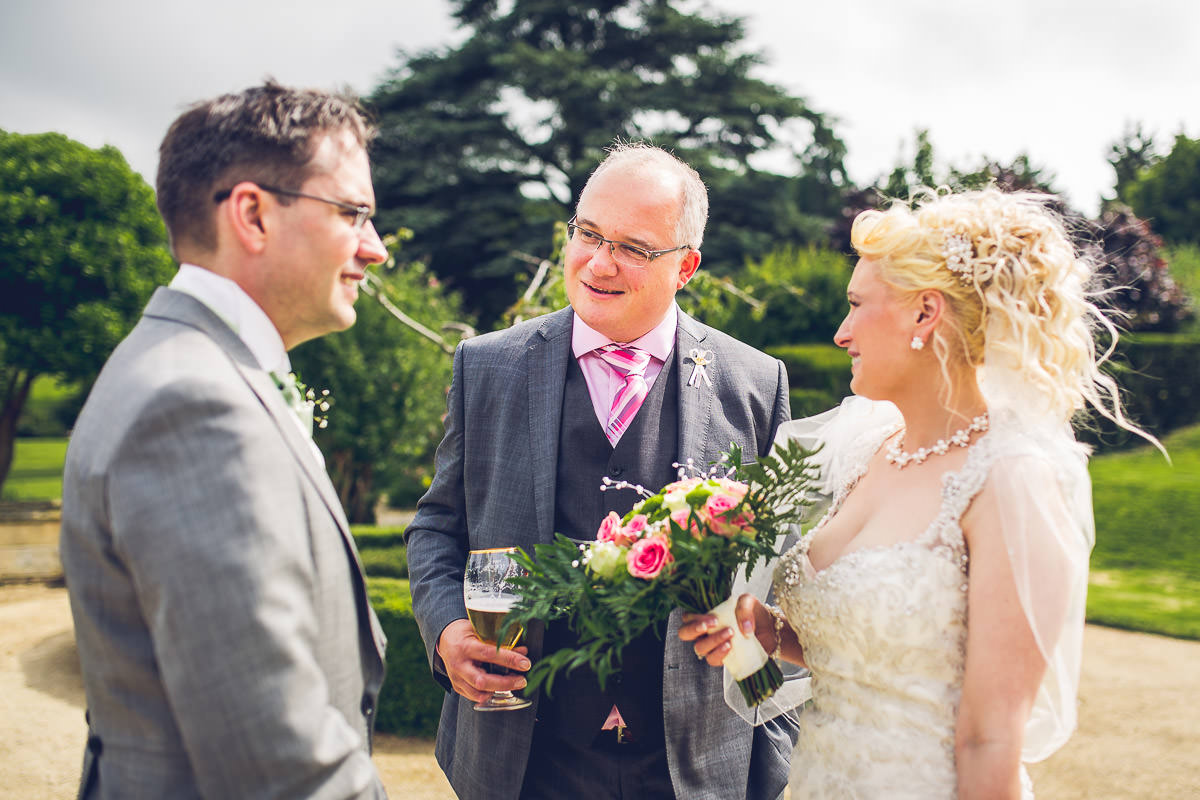 046 - Dumbleton Hall Wedding Photographer - Kate and Dave