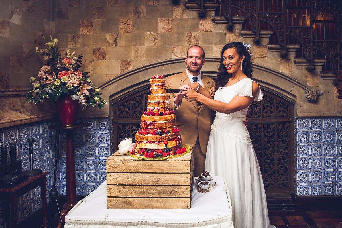 053 - Highbury Hall Wedding Photographer - Tiwo and Daniel