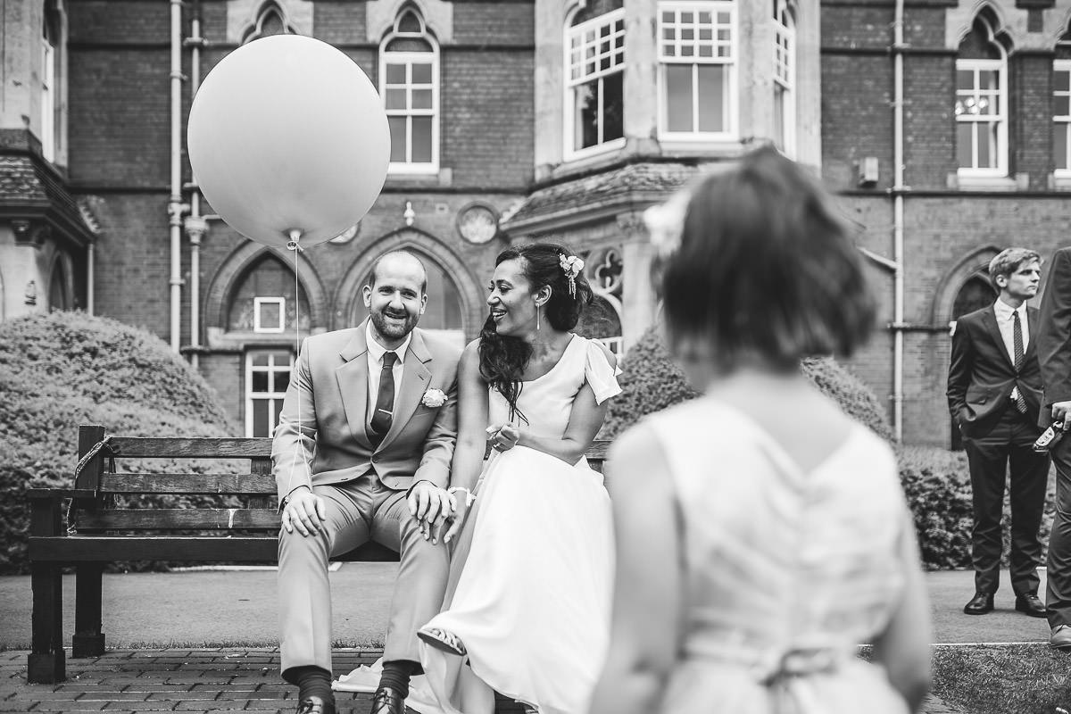 067 - Highbury Hall Wedding Photographer - Tiwo and Daniel