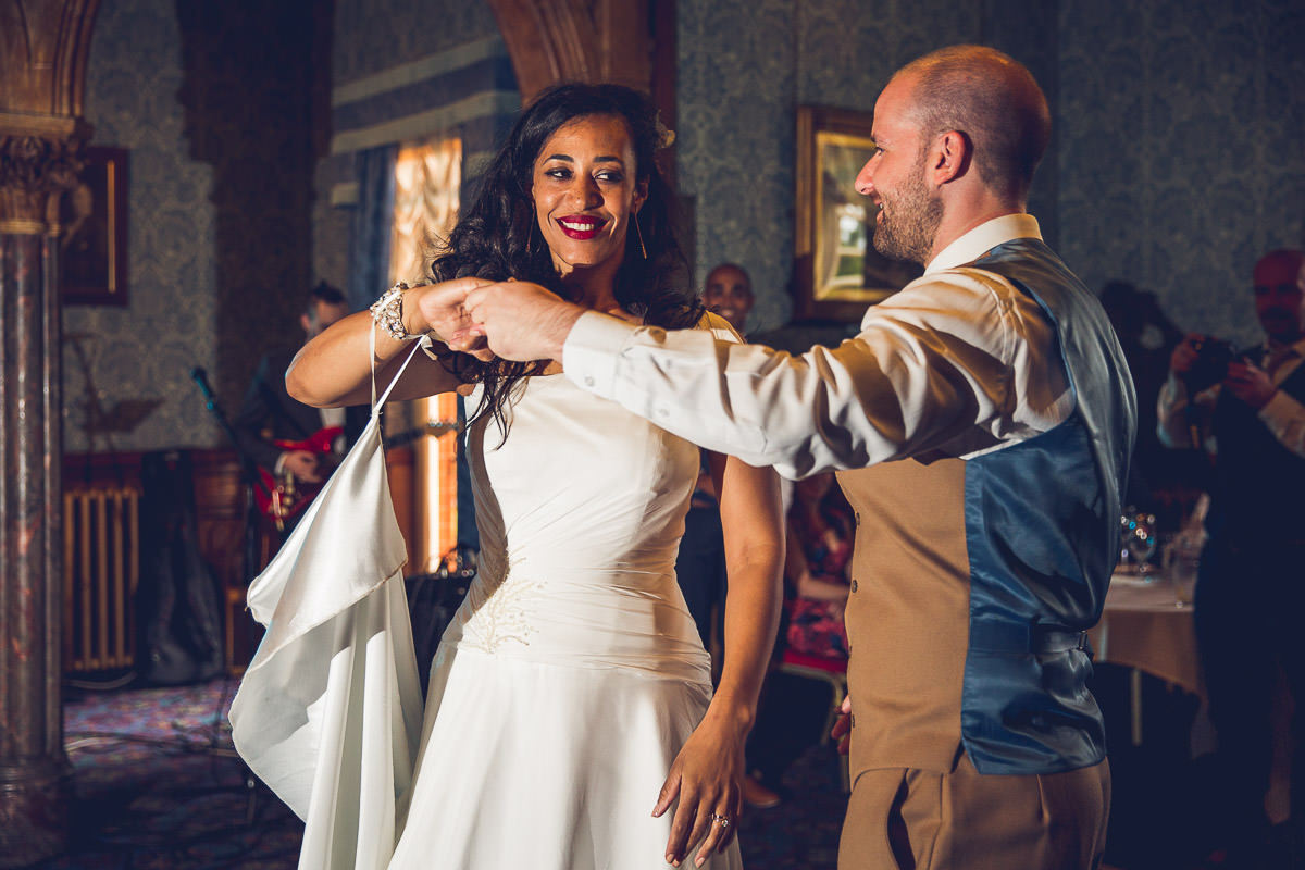 069 - Highbury Hall Wedding Photographer - Tiwo and Daniel