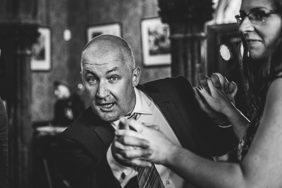 073 - Highbury Hall Wedding Photographer - Tiwo and Daniel