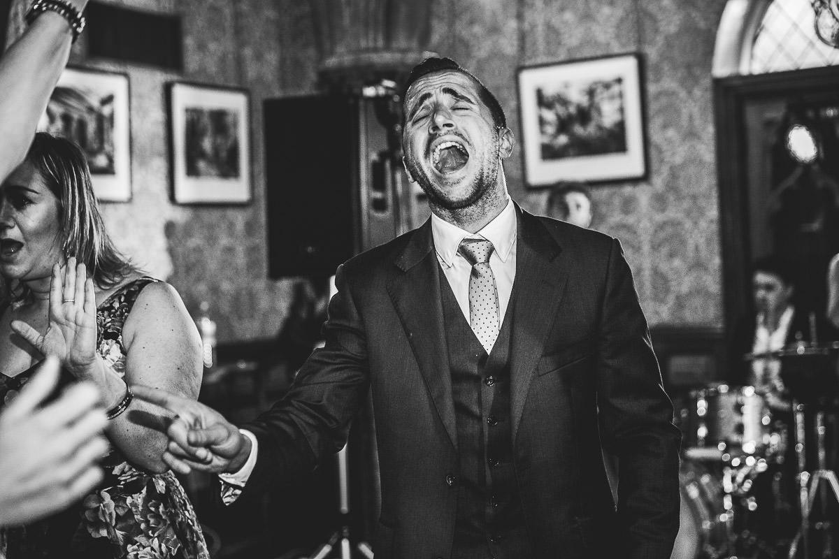 075 - Highbury Hall Wedding Photographer - Tiwo and Daniel