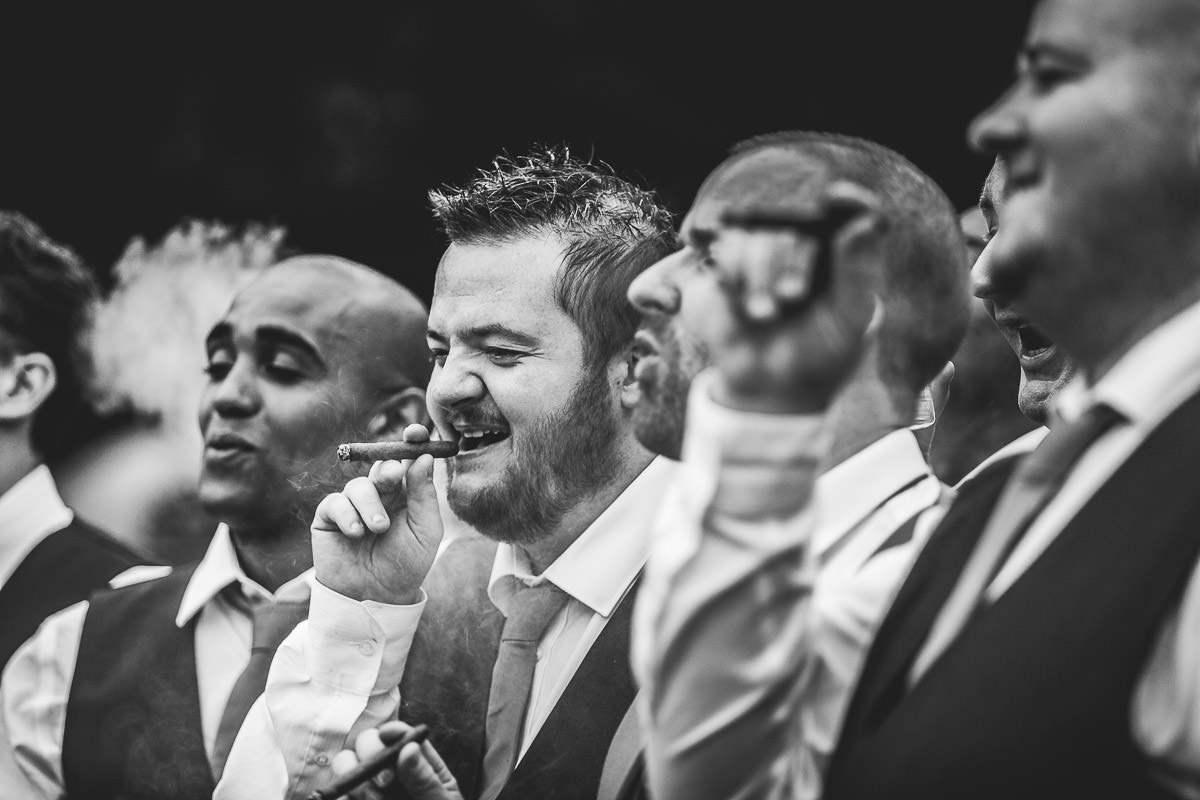 078 - Highbury Hall Wedding Photographer - Tiwo and Daniel