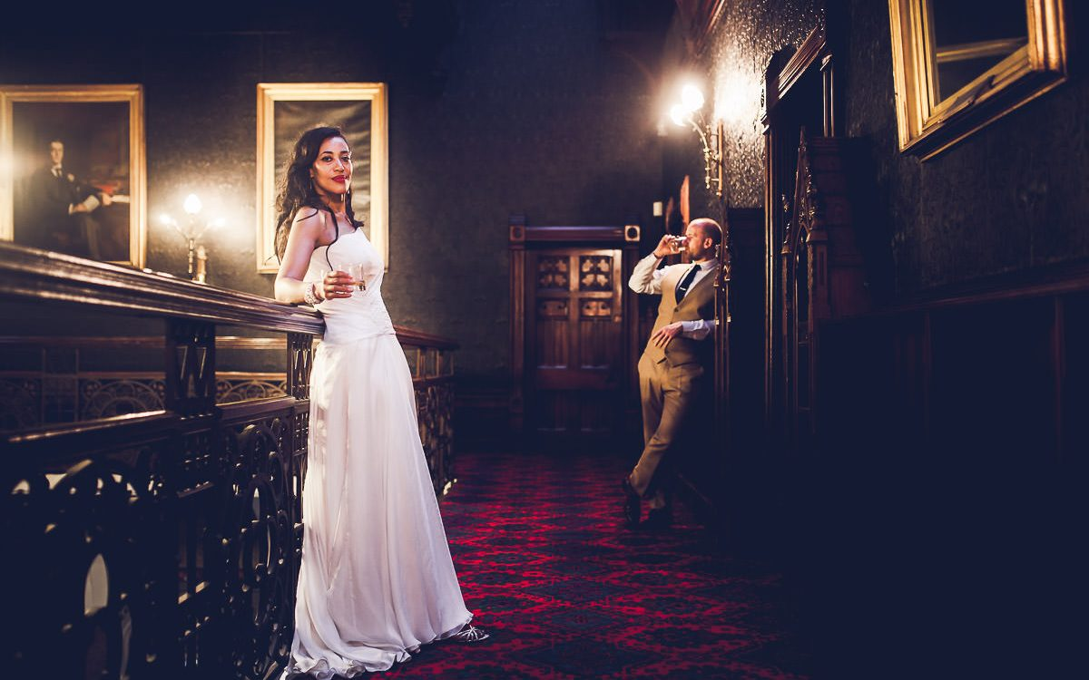079 - Highbury Hall Wedding Photographer - Tiwo and Daniel