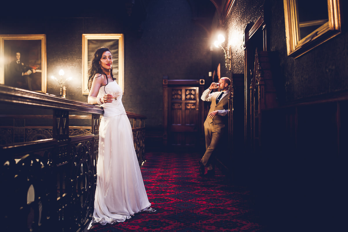 079 - Highbury Hall Wedding Photographer - Tiwo and Daniel