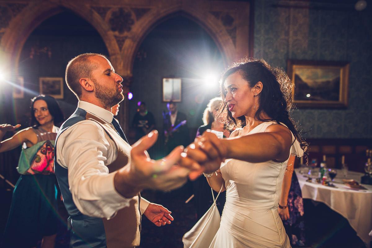 083 - Highbury Hall Wedding Photographer - Tiwo and Daniel