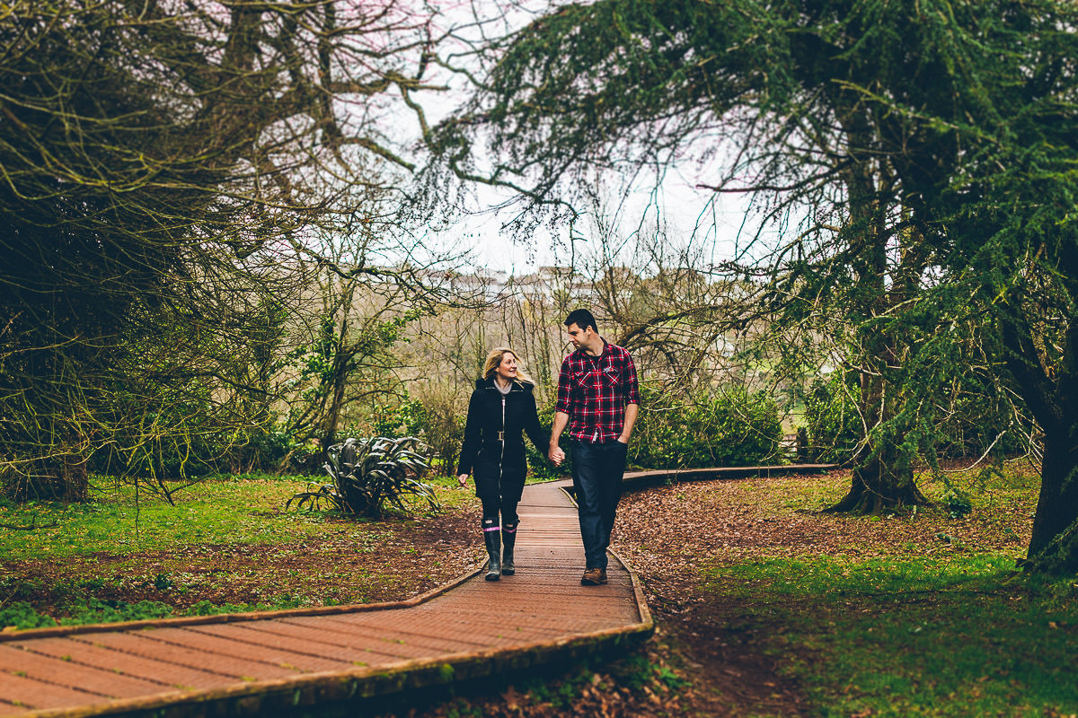 Torquay pre-wedding photoshoot