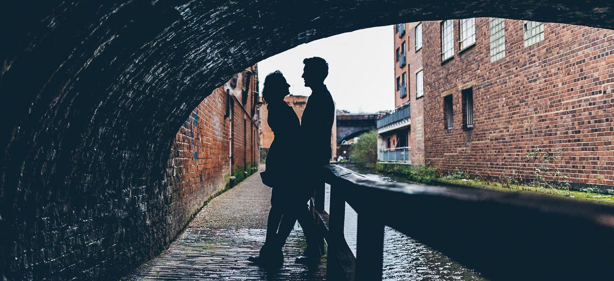 012 - Caroline and Harry - Birmingham Jewellery Quarter Photoshoot