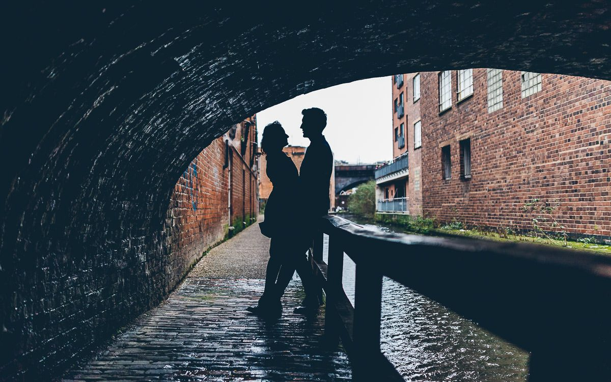 012 - Caroline and Harry - Birmingham Jewellery Quarter Photoshoot