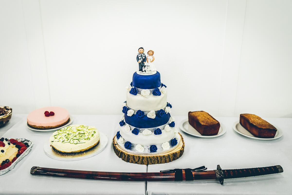 West Bromwich Albion Wedding Cake