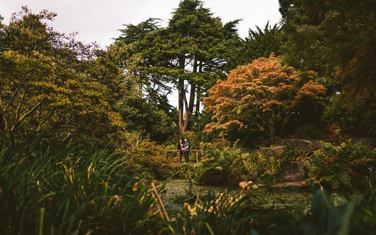 004 - Birmingham Botanical Gardens Photoshoot - Angela and Richey