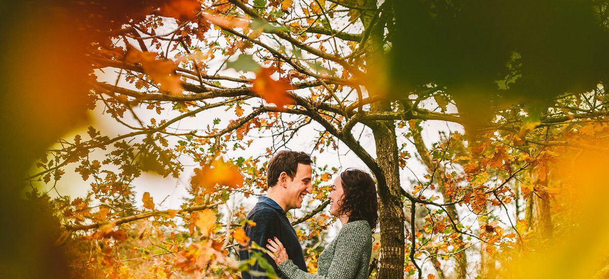 006 - Lickey Hills Photoshoot - Marie and Paul