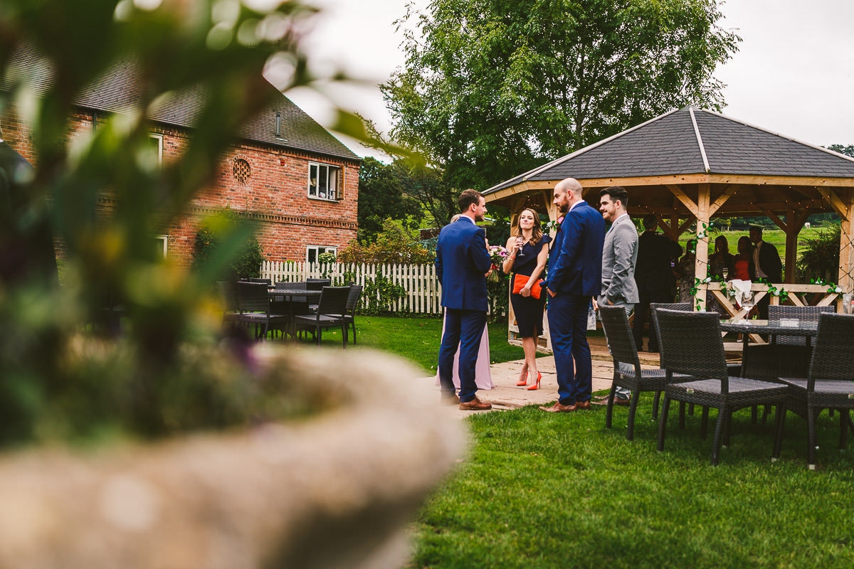 slaters country inn wedding photographer charlotte and rob